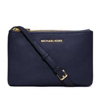 Michael Kors Triple zip Crossbody
