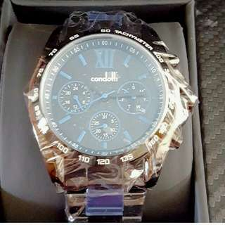 Authentic Jam Tangan Condotti