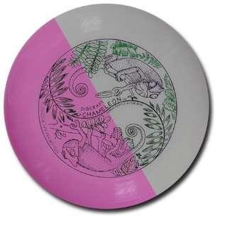 Ultra-Violet Discraft Ultrastar Flying Disc (Ultimate Frisbee Disc)