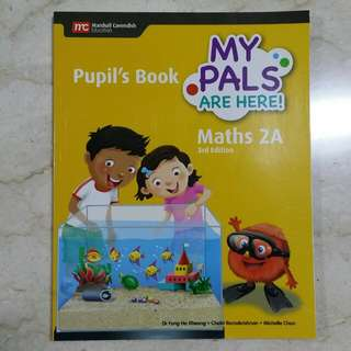 Brand New Pupil's Book, My Pals Are Here 2A