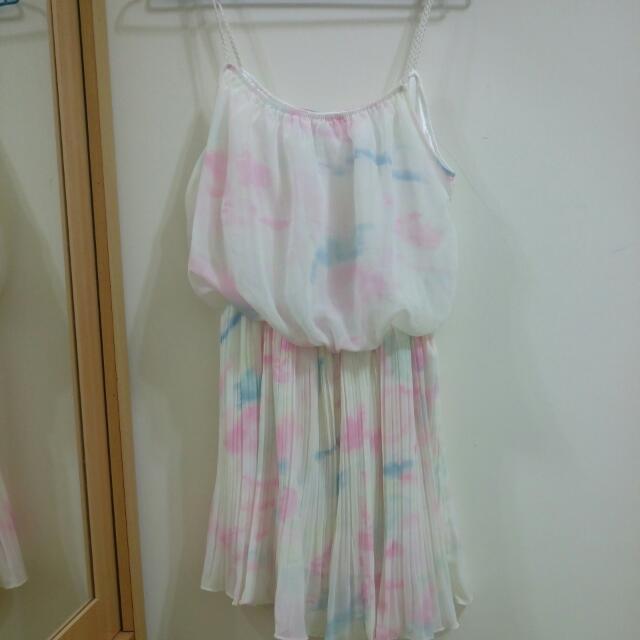 渲染背心裙/洋裝