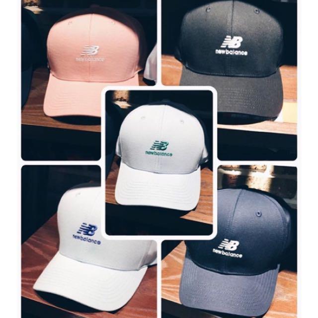 韓國 new balance 老帽 棒球帽