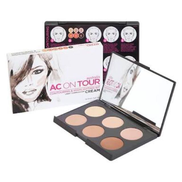 AC On Tour Cream Contour Kit