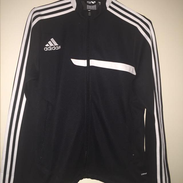 Adidas Zip-Up Jacket