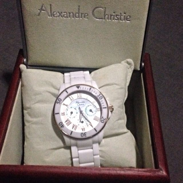Alexander Christie Watch