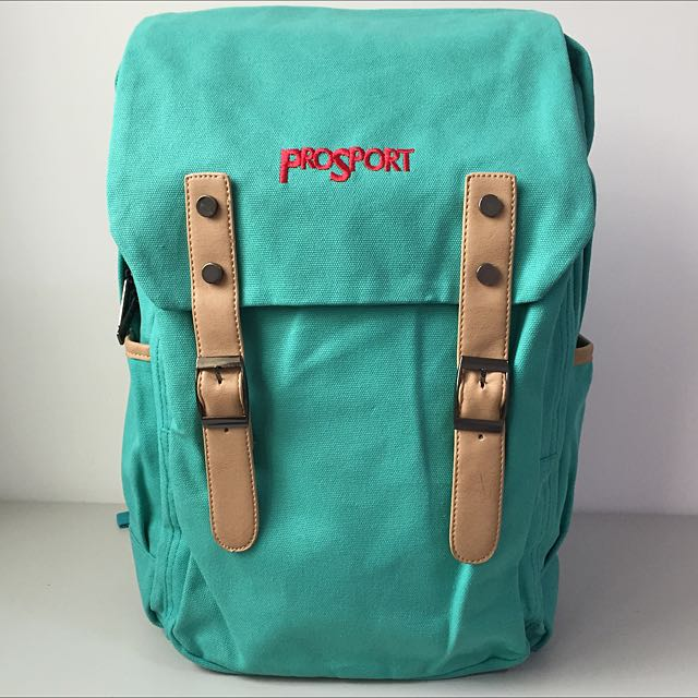 Backpack [ Prosport BP06476-03] Lawngreen
