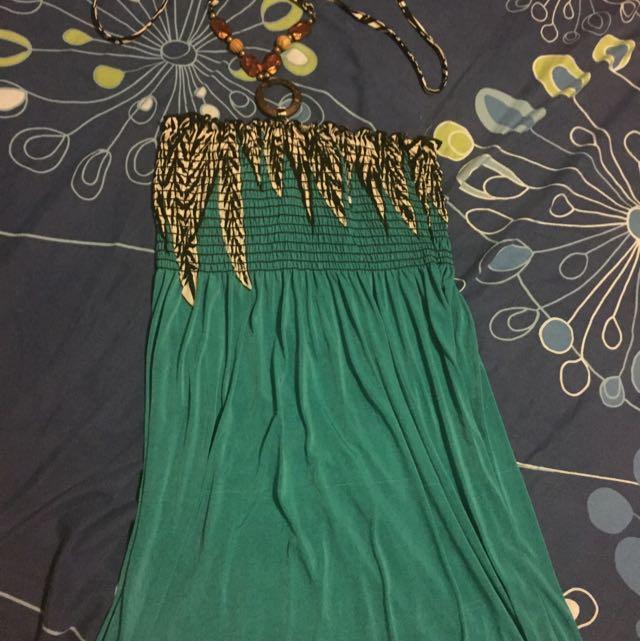 Beautiful Maxi  Beach Dress