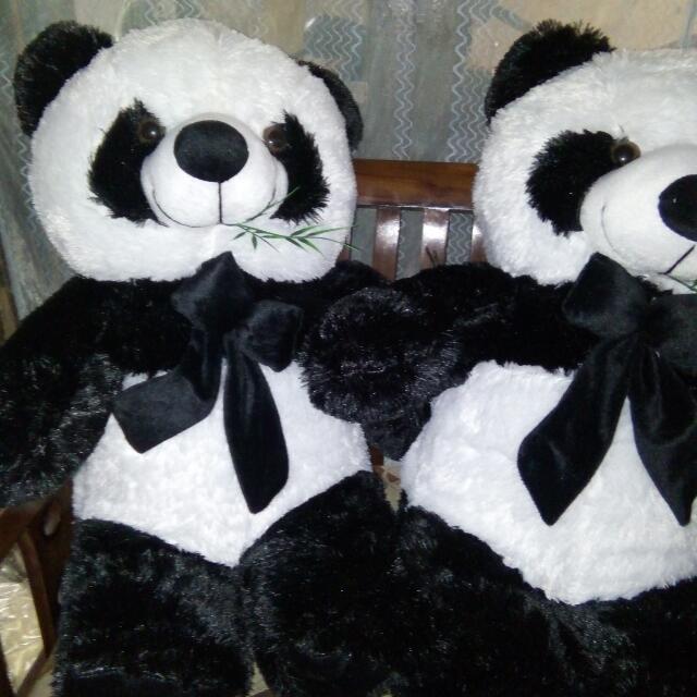 Boneka Panda Beruang Lucu Xl Jumbo 73e9af6ab3