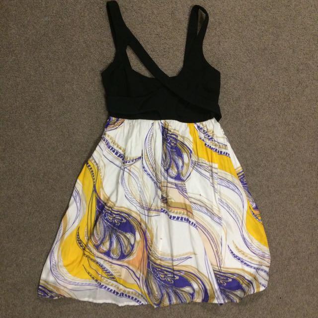 Bracewell Baby doll Dress Size 0