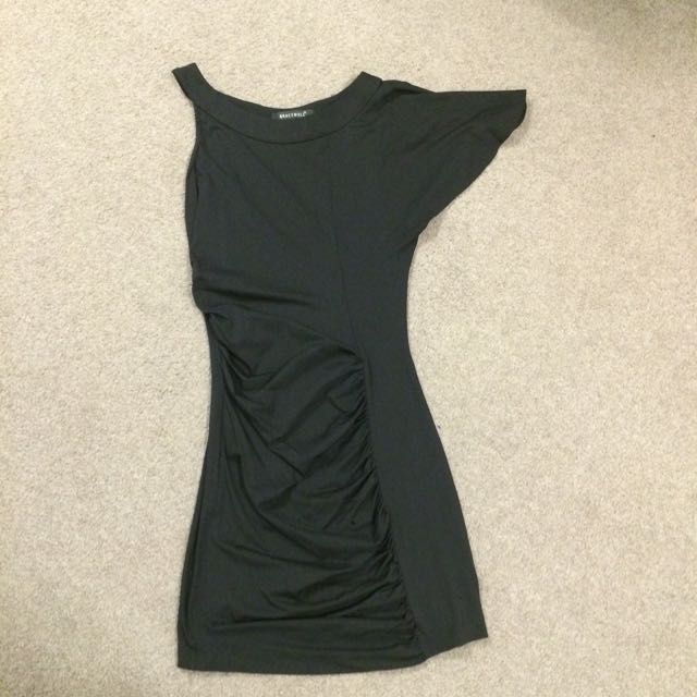 Bracewell black Bodycon Dress