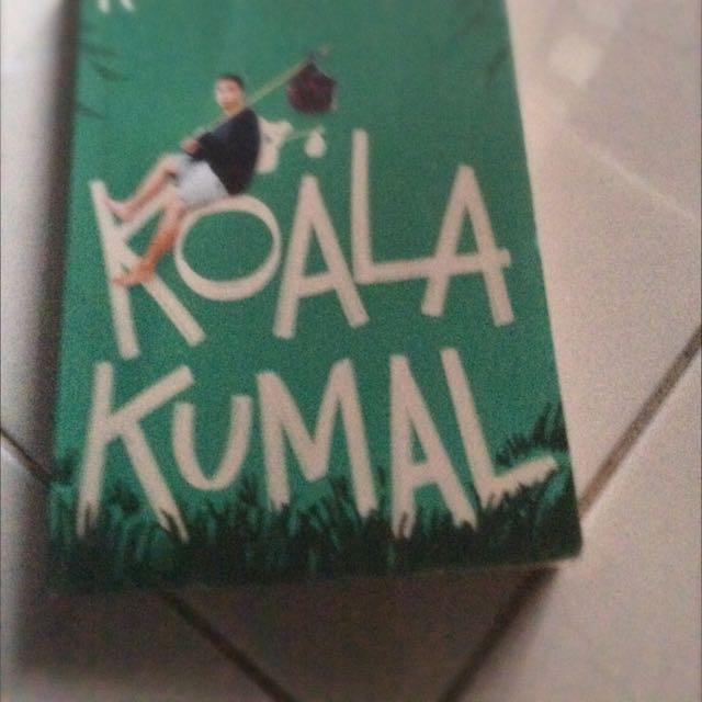 Buku Koala Kumal