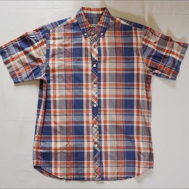 Button & Cotton Shirt