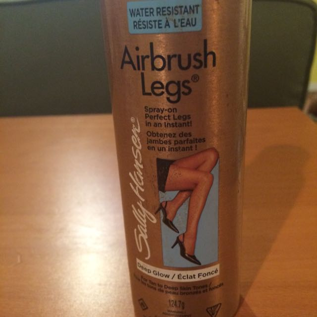 Dally Hanson Airbrush Legs