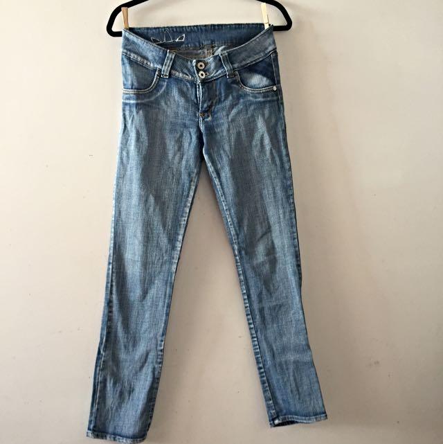 Diesel Straight-legged Jeans