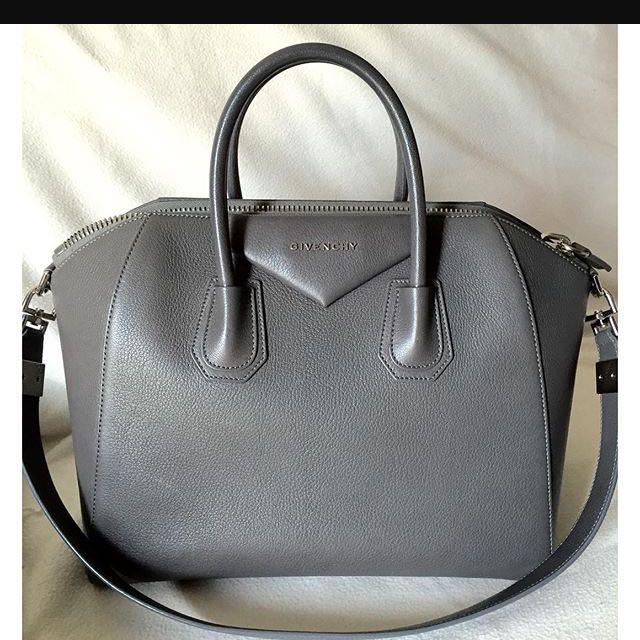 Givenchy Antigona Grey