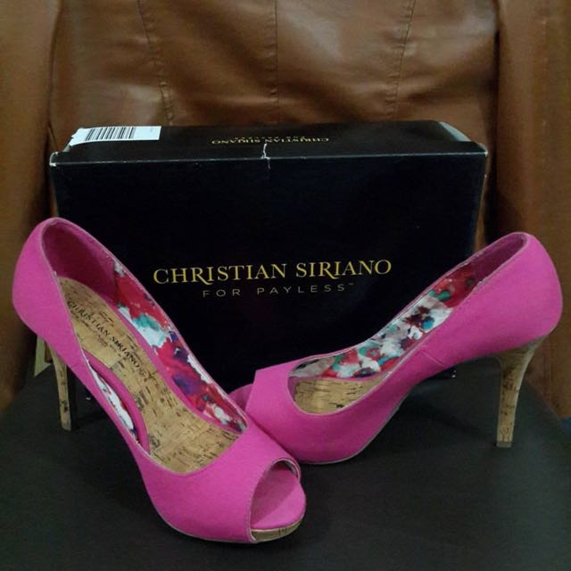 High Heels Christian Siriano