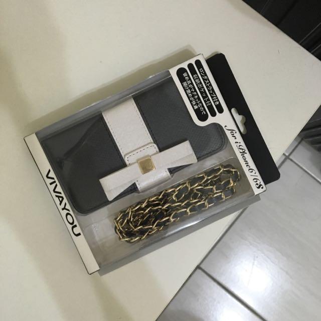 iPhone 6s 手機殼+掛繩