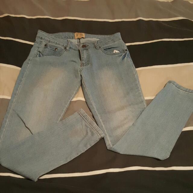 Ladies Size 10 Jeans