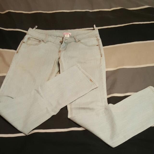Ladies Small Supre Jeans