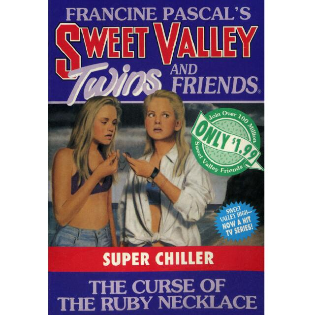 [LOOKING FOR] Sweet Valley Twins - Super Chiller Edition - The Curse of The Ruby Necklace