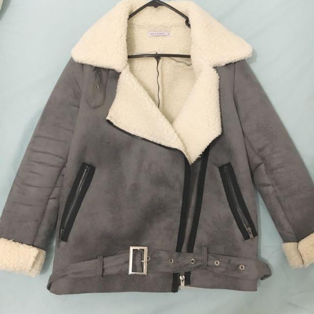 Luck & Trouble Jacket Shearling Jacket