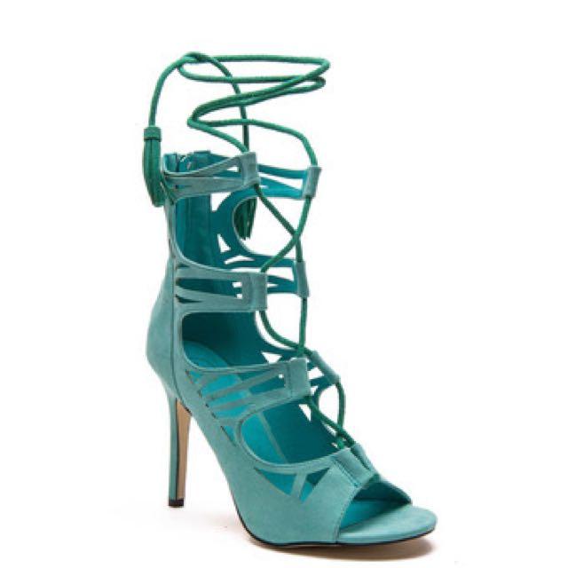 LZD tassel heels