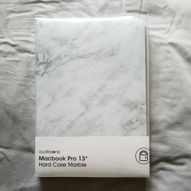 "Macbook Pro 13"" Marble Hard Case"