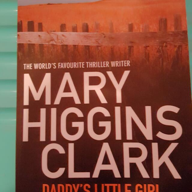 Mary Higgins Clark Paperback