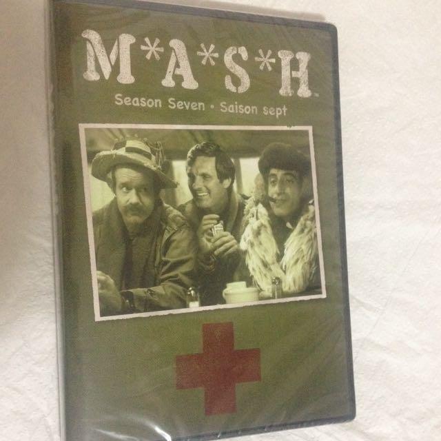 MASH- Season 7