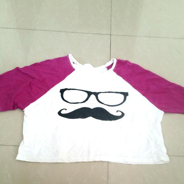 Moustache Top