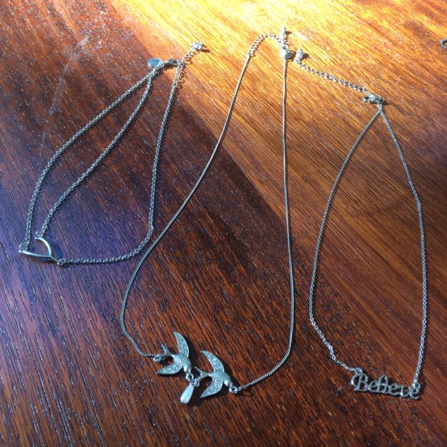 Necklaces Set