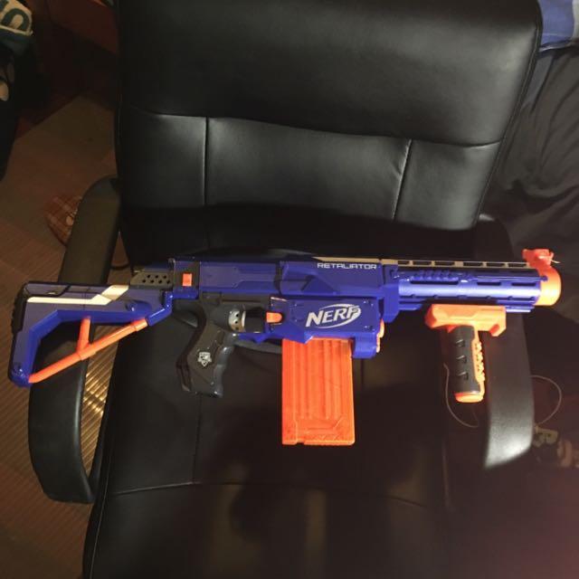 NERF Retaliator Gun