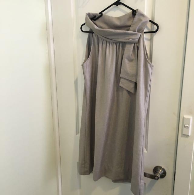Neutral Tone Dress