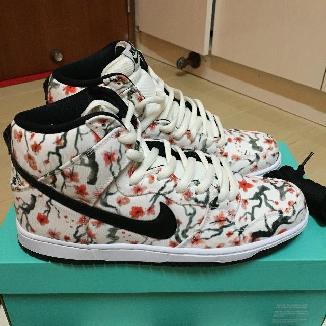 f71eec5c2561 Nike Dunk High Pro SB Cherry Blossom