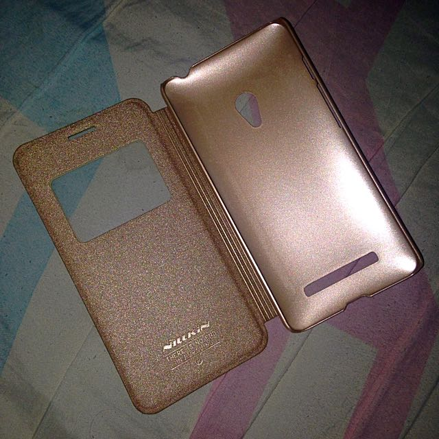 Nillkin flipcase for Asus Zenfone 5 Gold