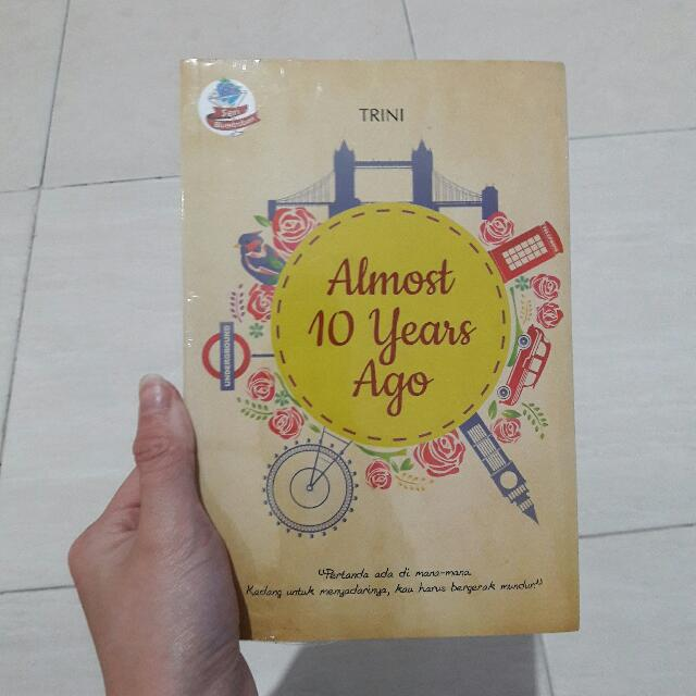 Novel Almost 10 Years Ago