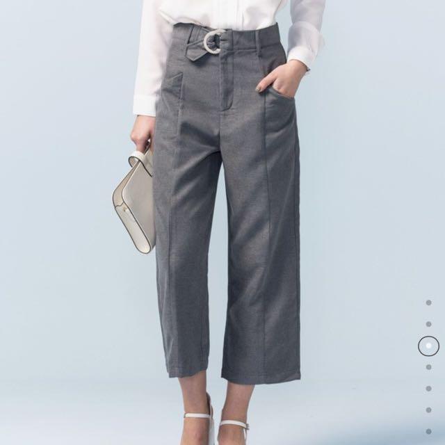 Pazzo寬版休閒褲M(含運)