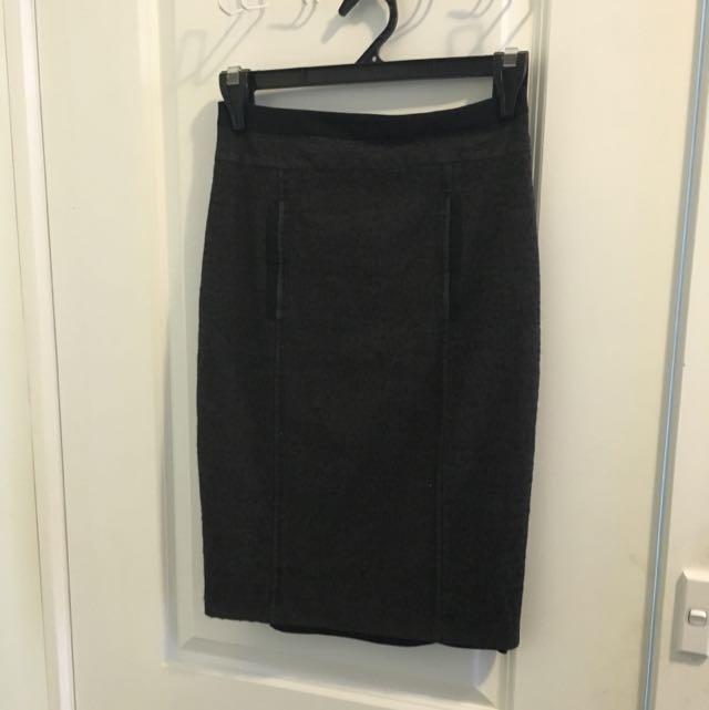 Portmans Pencil Skirt Size 8