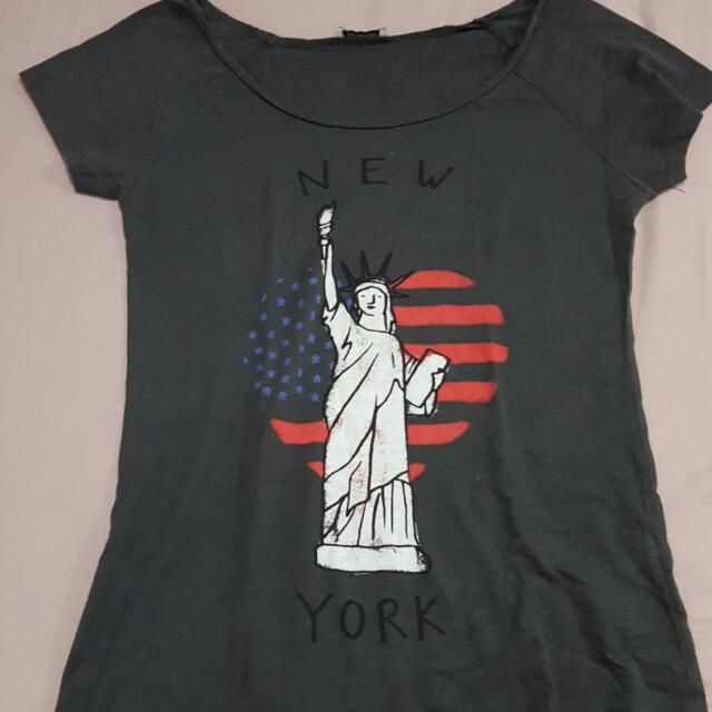 PULL & NEAR - New York T-Shirt