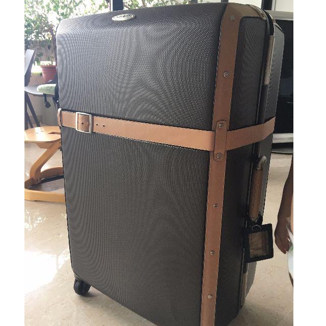 fec4d28cc0 Samsonite Black Label Vintage Hardside Spinner Trunk Upright 32