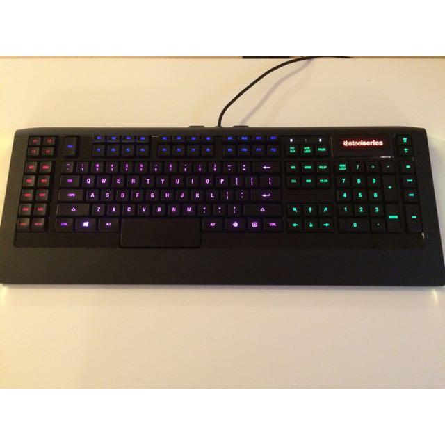 Steel Series Keyboard
