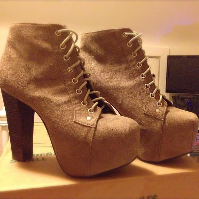 Stiletto Style Boots