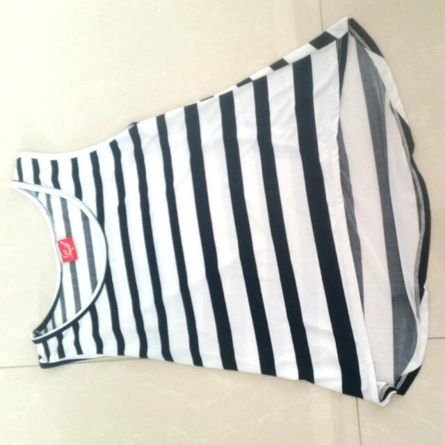Stripes Top W/shipping Fee