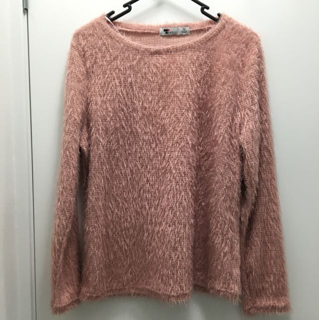 TEMT Pink Sweater