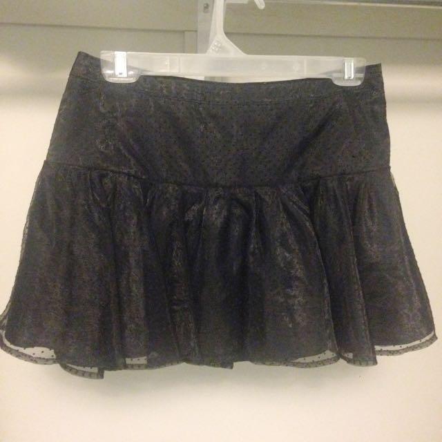 Tutu-like Skirt