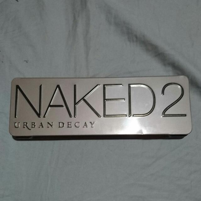 PENDING - Urban Decay Naked 2 Palette