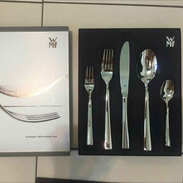 Wmf本田honda限量刀叉餐具組