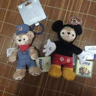 香港限定/米奇達菲熊🎉