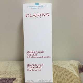 Clarins Hydra quench Cream Mask