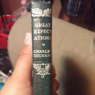 "Charles Dickens ""Great Expectations"""